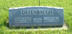 Hazel <i>Earp</i> Defenbaugh