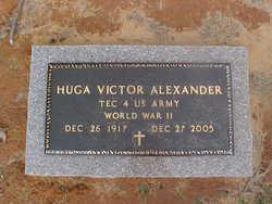 Huga Victor Alexander