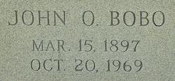 John O Bobo
