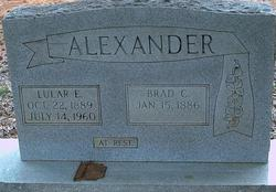 Lular E Alexander