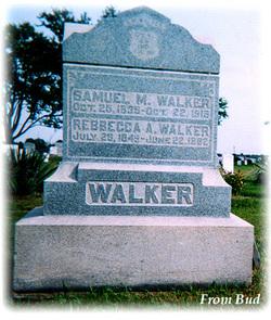 Rebecca Anna <i>Brown</i> Walker