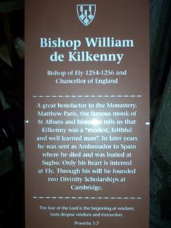 William de Kilkenny