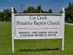Cat Creek Cemetery