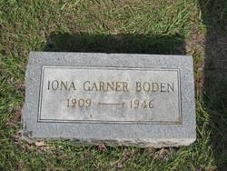 Iona <i>Garner</i> Boden