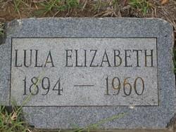 Lula Elizabeth <i>Bennett</i> Boyd