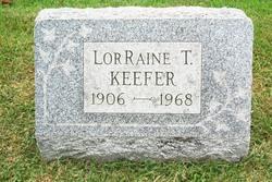 LorRaine <i>Titus</i> Keefer