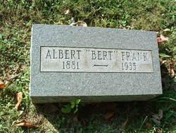 Albert (Bert) Frank