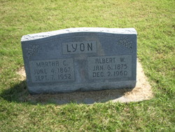 Albert W Lyon