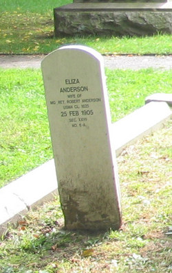 Eliza Bayard <i>Clinch</i> Anderson