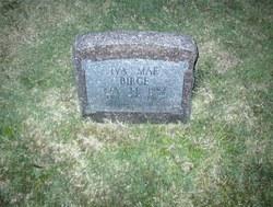Iva Mae <i>Wright</i> Birge