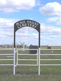 Peace Valley Cemetery
