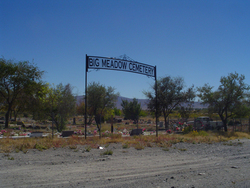 Big Meadow Cemetery