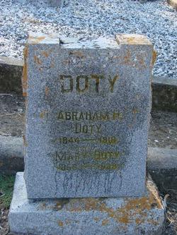 Abraham Huff Doty