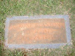 Craton Rone Blanton