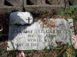 Sammy Lee Garrett