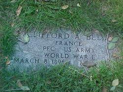 Clifford Alsbrook Bell
