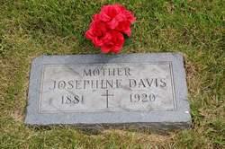 Josephine Xavier Josie <i>Piskulla</i> Davis