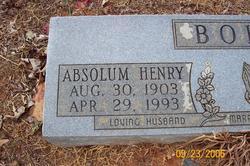 Absolum Henry Doc Bolin