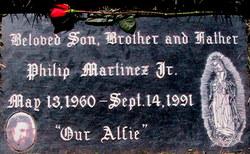 Philip Alfie Martinez, Jr