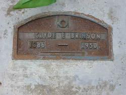 Clyde E Brinson