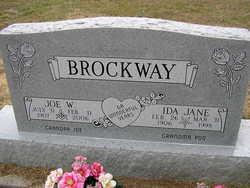Ida Jane Brockway