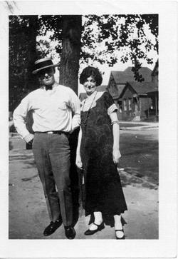 Luella Gertrude Ella <i>Walker</i> Nolan
