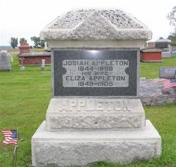 Eliza <i>Hinkle</i> Appleton