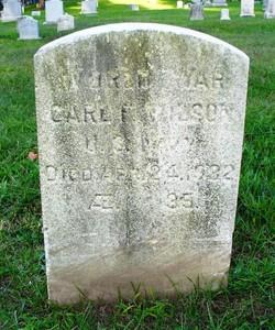 Carl Frederick Wilson