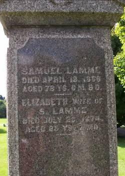 Elizabeth Lamme