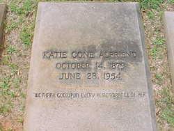 Katie <i>Cone</i> Alfriend