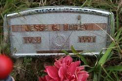 Jessie G. Bailey