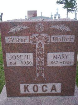 Mary <i>Chlup</i> Koca