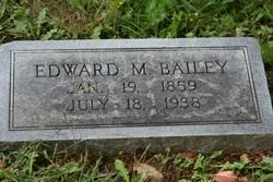 Edward Melvin Bailey