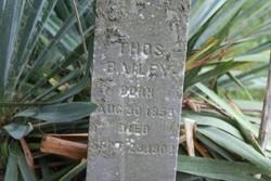 Thomas J.R. Bailey