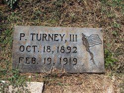 Peter Turney, III