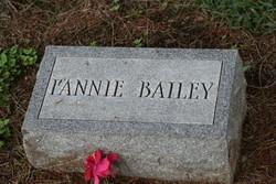 Fannie Bailey