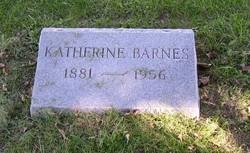 Katherine Barnes