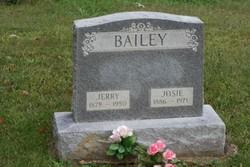 Josie <i>Rock</i> Bailey