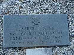 Jasper Lewis Clay