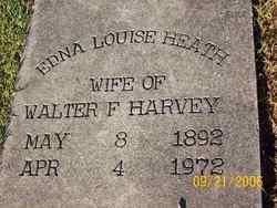 Edna Louise <i>Heath</i> Harvey