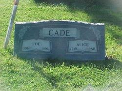 Joe Cade