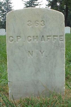 C P Chaffe