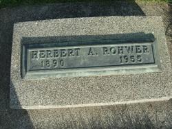 Herbert A Rohwer