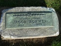 Jacob Rohwer