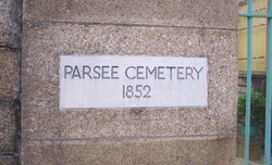 Parsee Cemetery