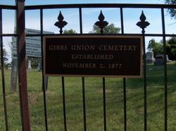 Gibbs Union Cemetery