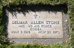Delmar Allen Stone