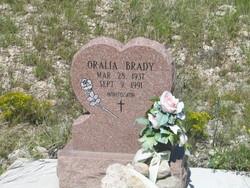 Oralia <i>Herrera</i> Brady