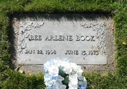 Beatrice Arlene Bee <i>Stone</i> Book