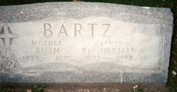 Rev Herman William Bartz